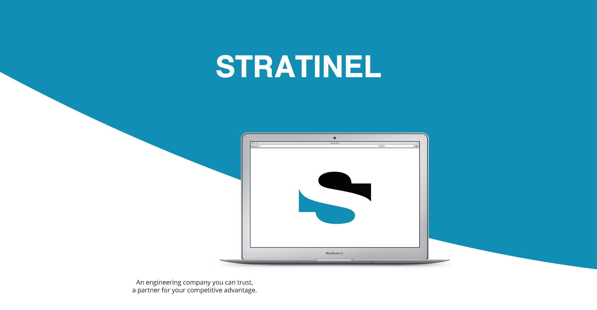 Logo Design for Oil and Gas Company STRATINEL