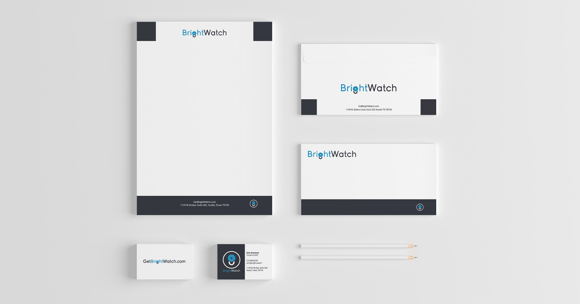 BrightWatch Branding