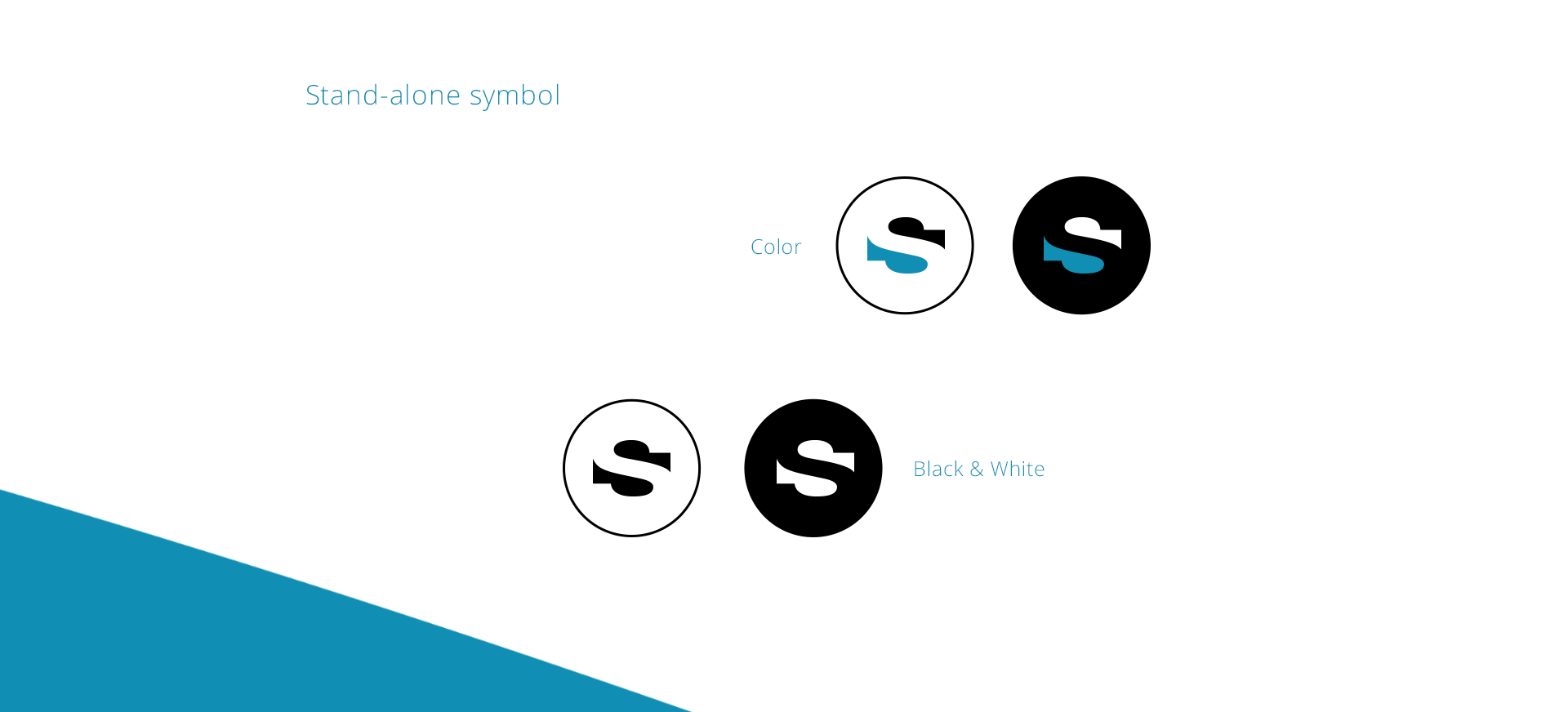 Stand-alone symbol design