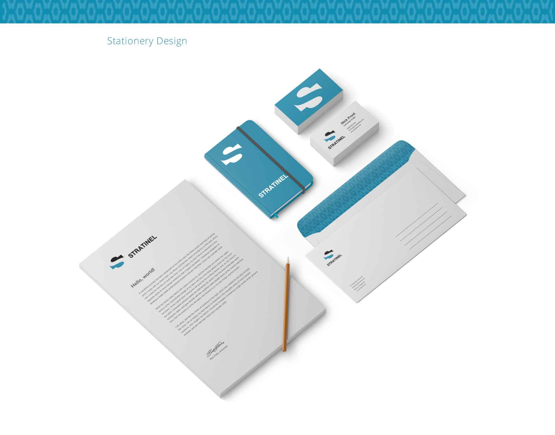 Stationery Design - Branding