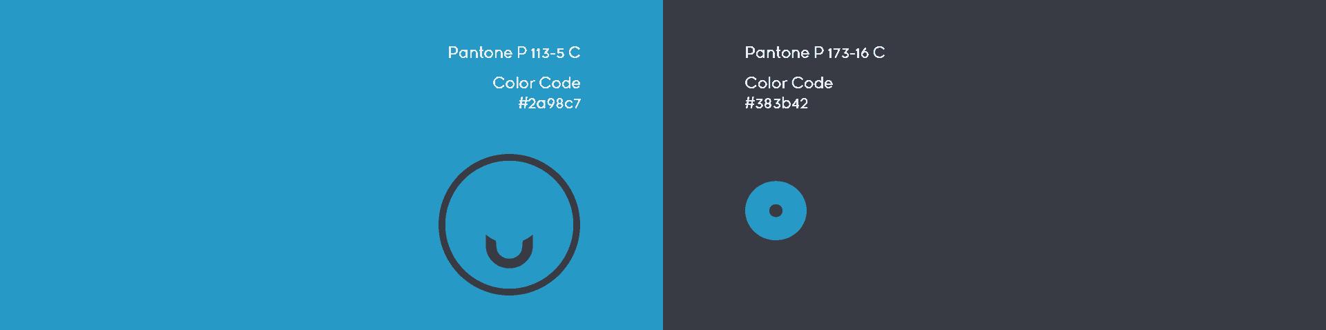 Logo design colors