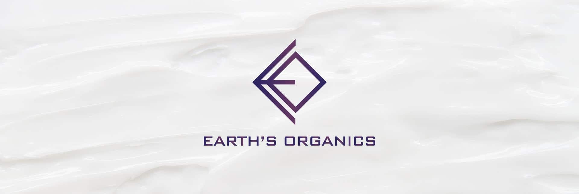 Earth's Organics - Logo Design