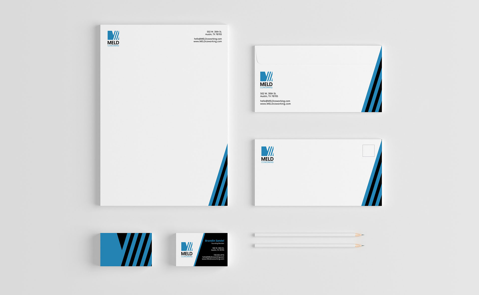 Brand Identity and Stationery Design