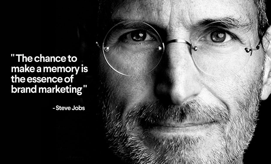 what is branding steve jobs image and quote