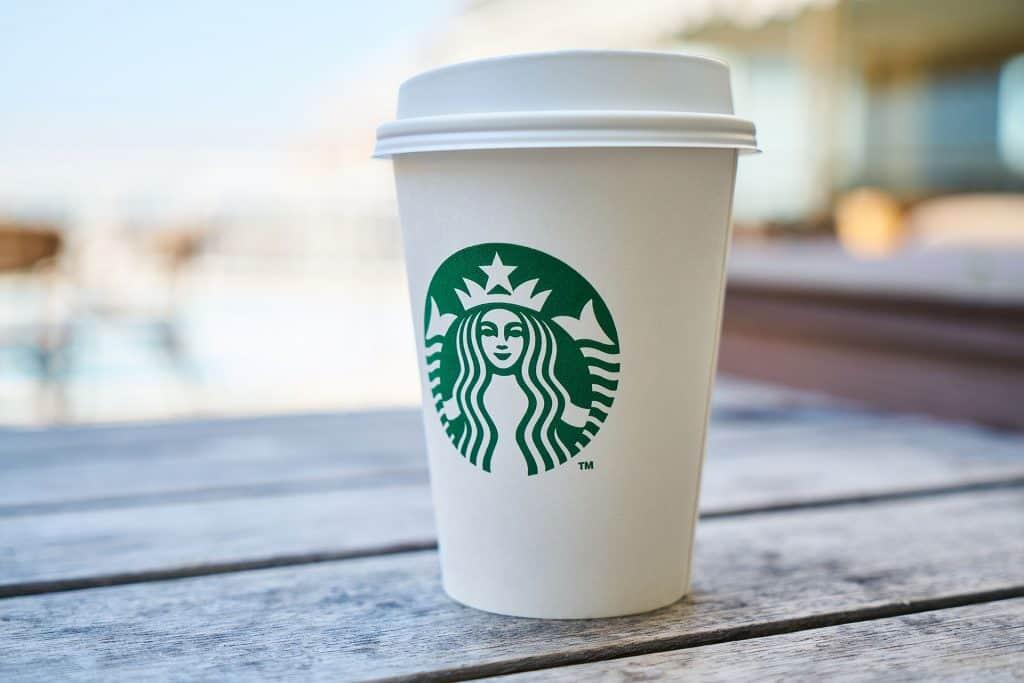 Brand business coffee