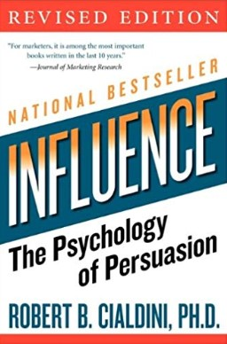 Influence Psychology of Persuasion Cover