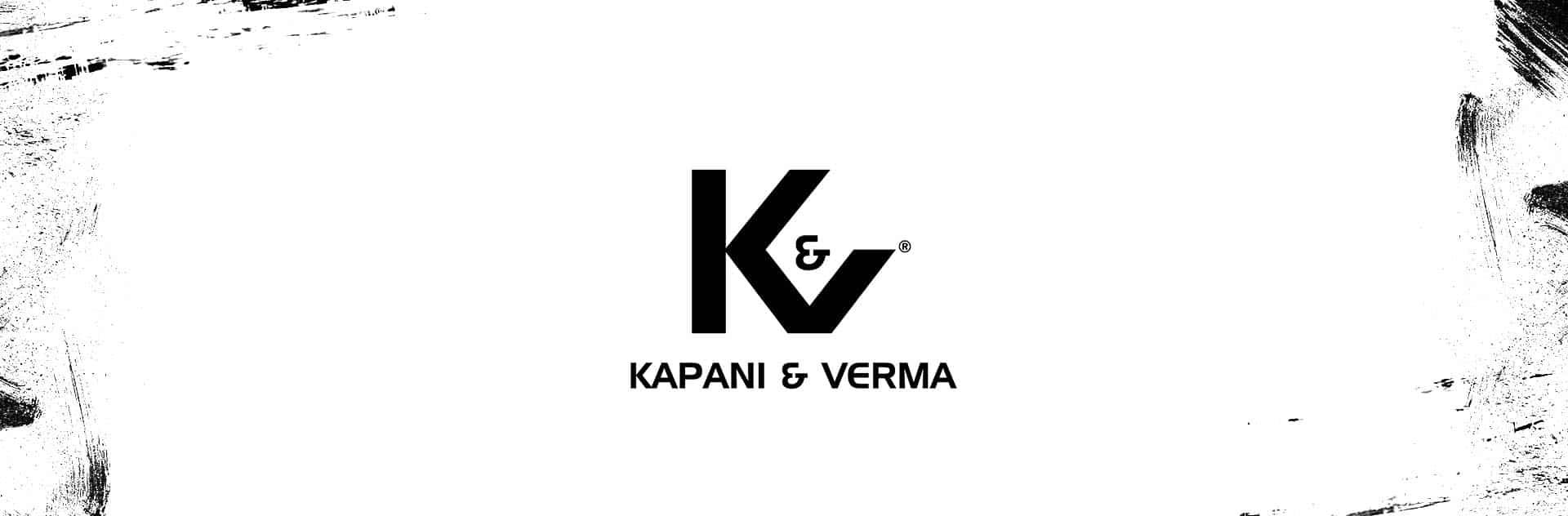 Kapani & Verma logo design