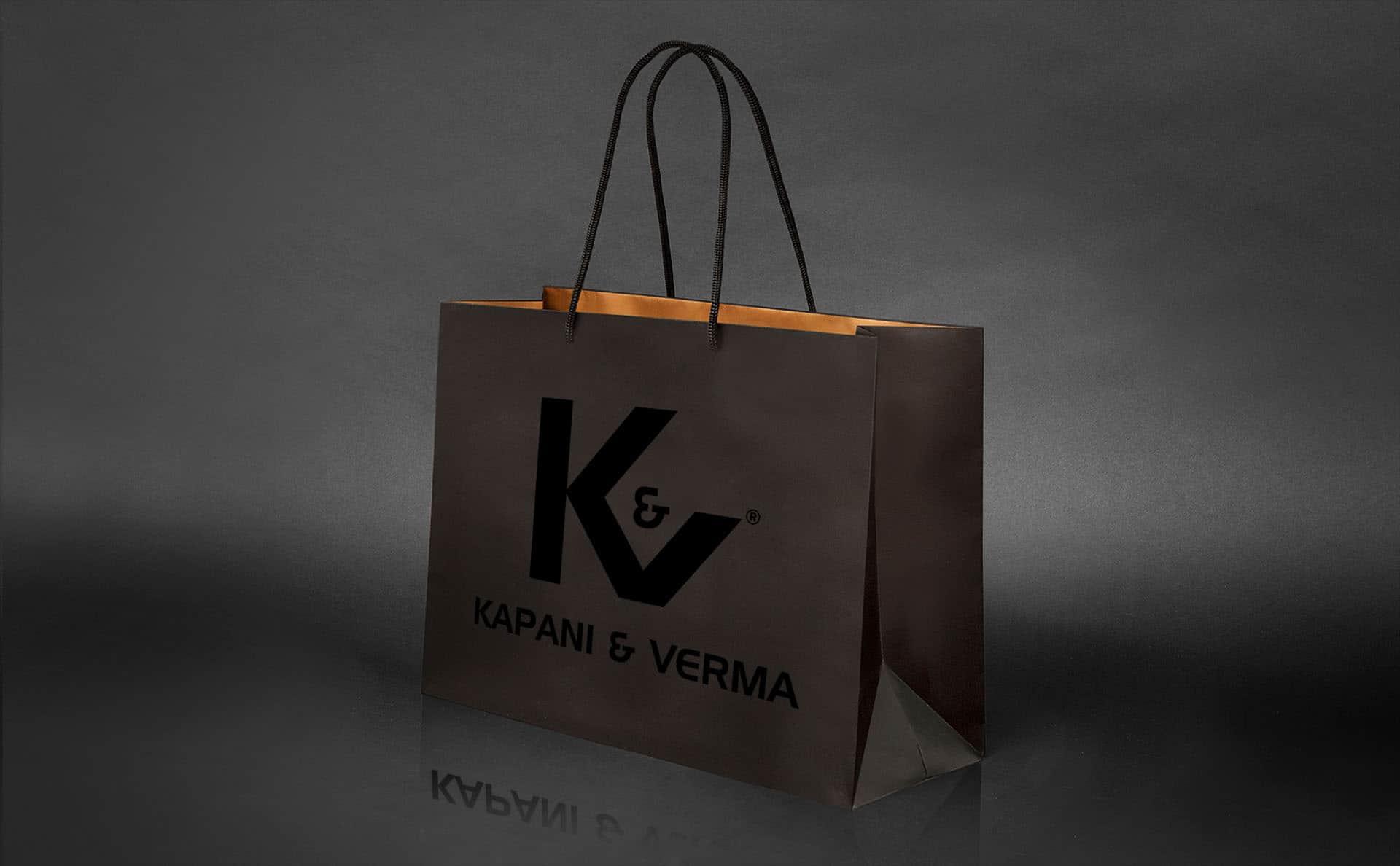 KV Bag Mockup