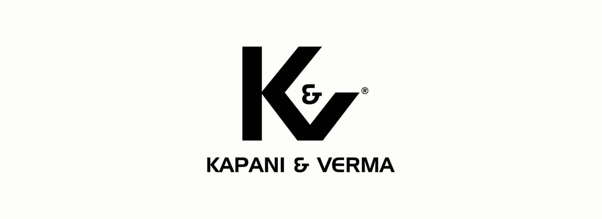 KV logo design positive