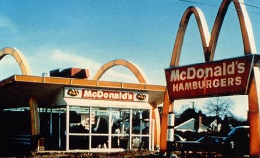McDonalds brand consistency