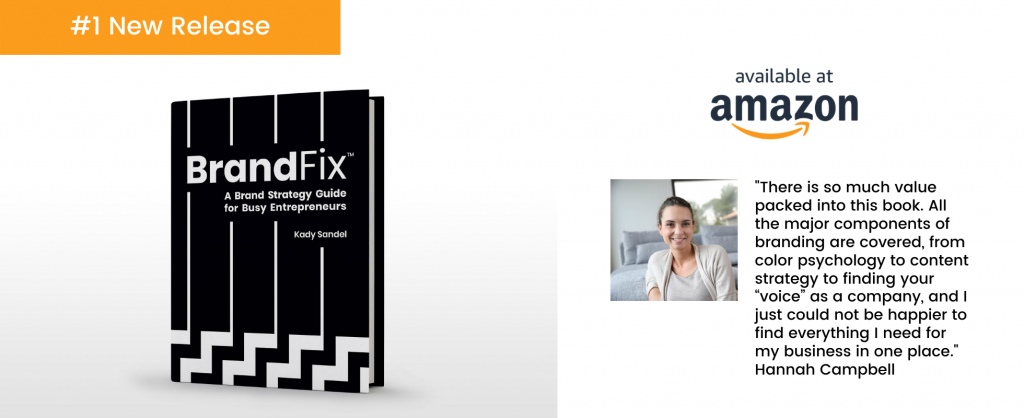 brandfix book with review