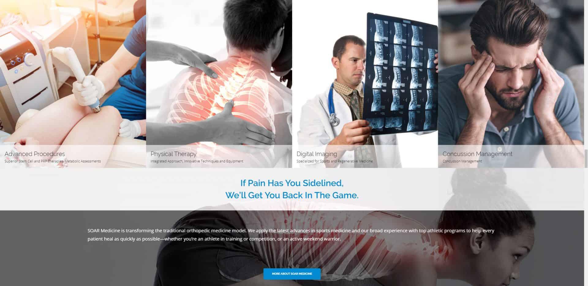 Medicine graphic design