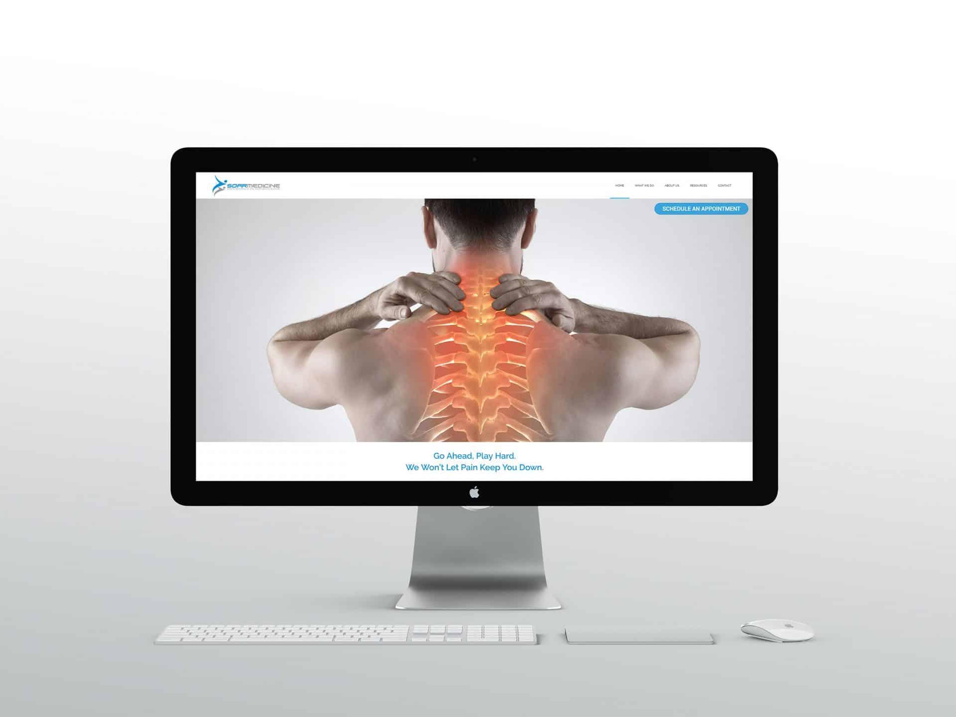 Medicine sport website