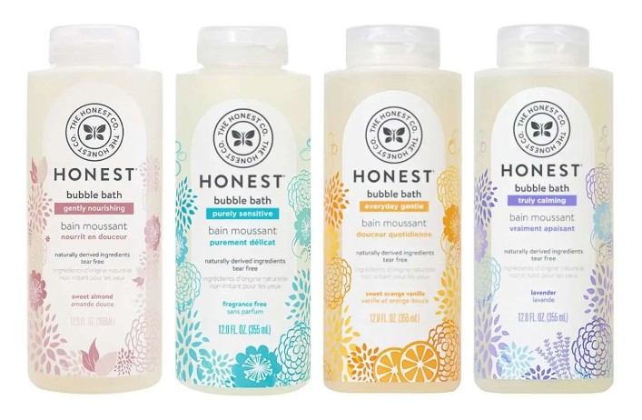 Honest Company Packaging