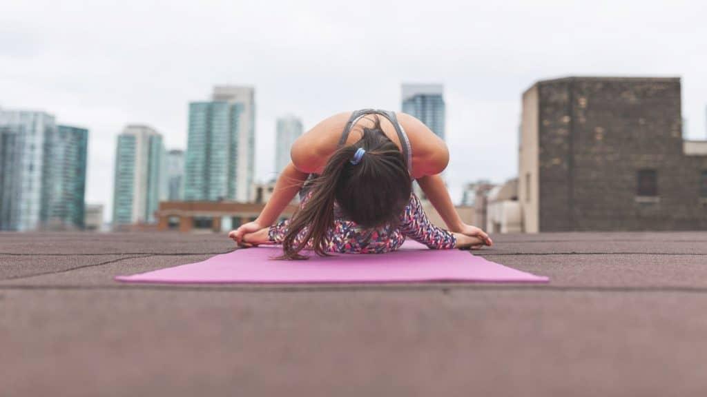 Yoga in Austin, Texas