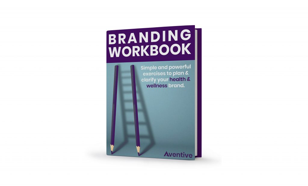 health and wellness branding workbook