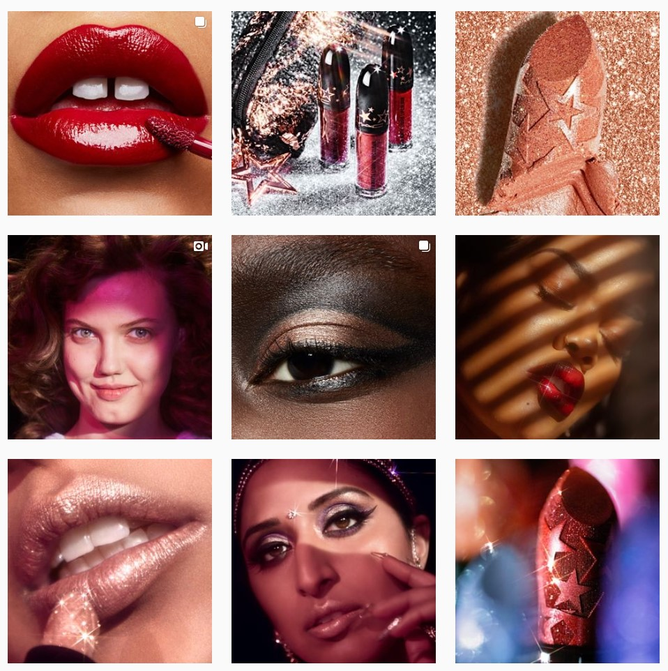 MAC Cosmetics Instagram
