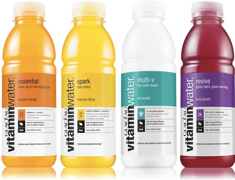 athletic drink branding