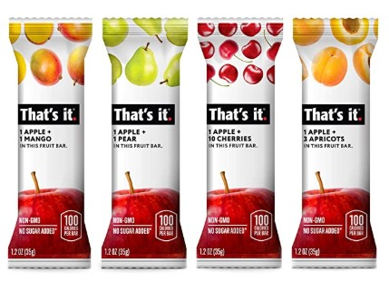that's it fruit bar packaging