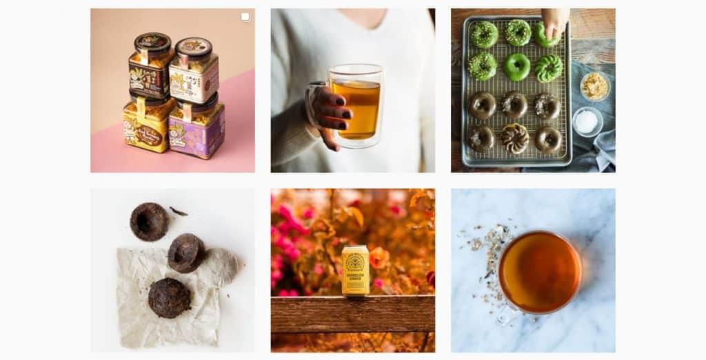 Rishi tea Instagram